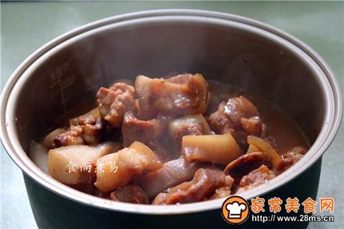 红烧猪头肉