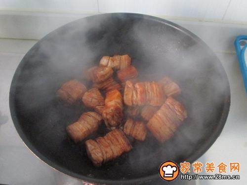 马桥豆干红烧肉