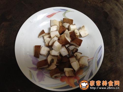 鸡蛋豆腐四鲜羹