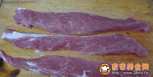 秘制叉烧肉