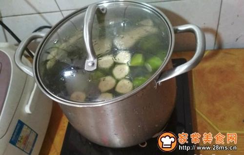 生大蕉猪肉汤