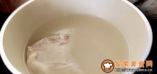皮蛋肉丝粥