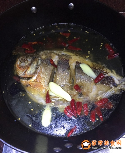 鲜香鲳鱼汤