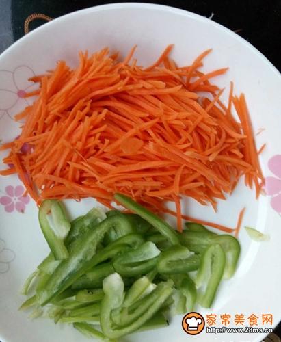 杏鲍菇红萝卜