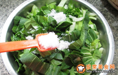 香干炒手捏菜