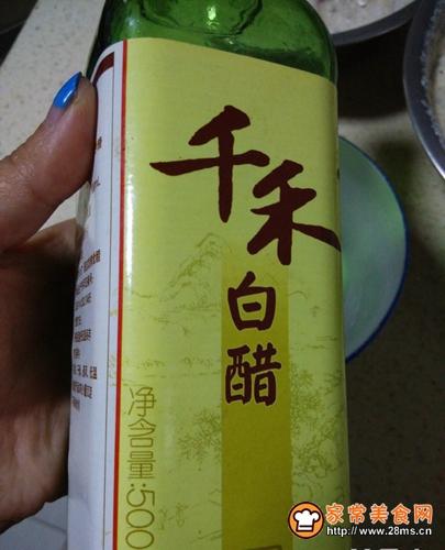 自制豆腐 白醋版