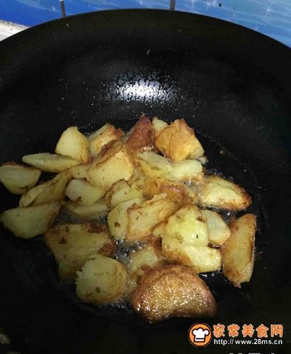 豉香麻辣土豆块