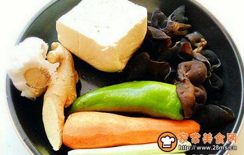 <b>糖醋豆腐的家常做法</b>