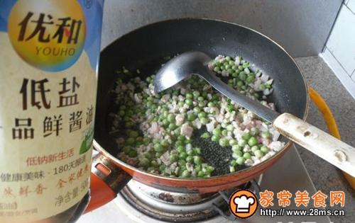 肉末豌豆酱