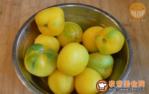 黄柿子果酱