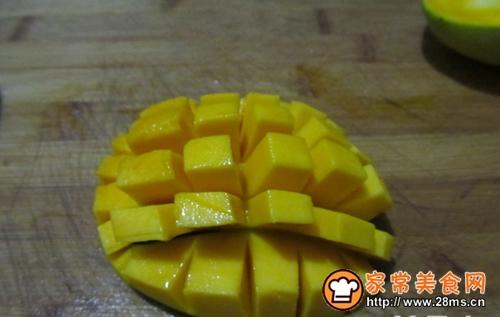 面包机版芒果酱