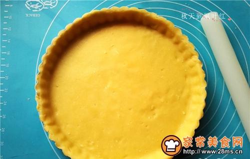酥脆香浓的焦糖椰片酥饼