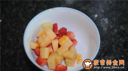 水果小糯米丸子