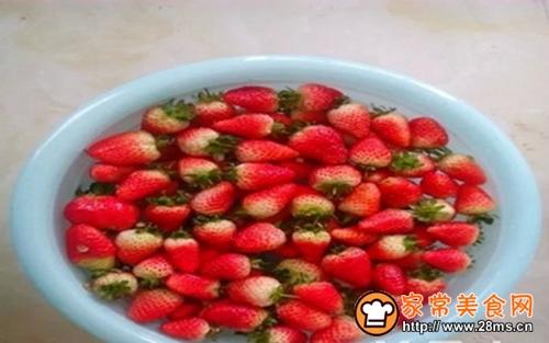 香醇草莓干