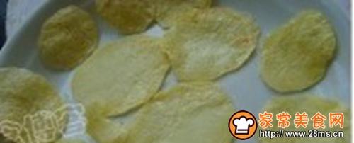 微波土豆片