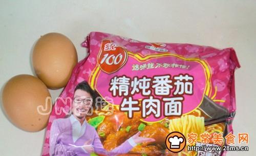 鸡蛋方便面