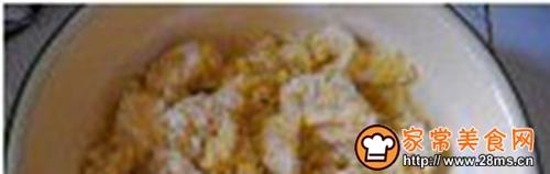 玉米粉桃酥