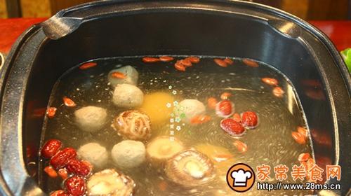 粤式鸡汤火锅
