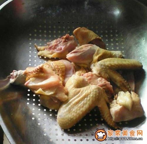 山珍鸡肉火锅
