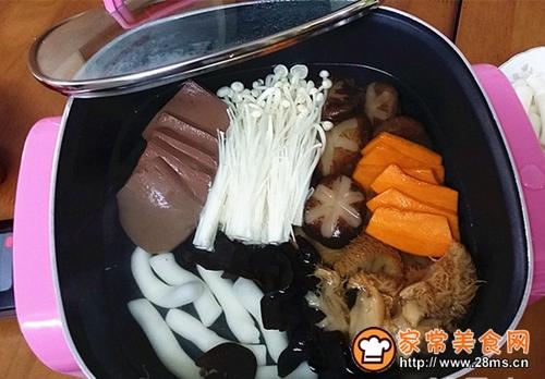 浓汤宝全素火锅