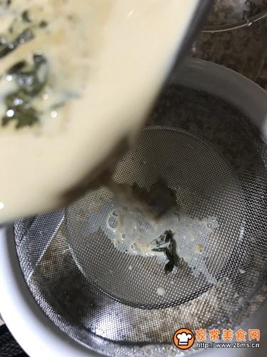 焦糖奶茶的做法图解8