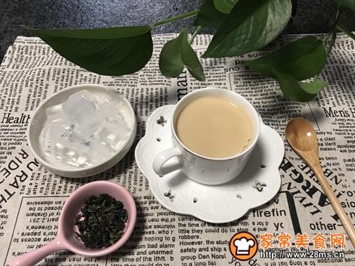 焦糖奶茶的做法图解10