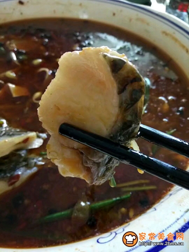 不一样的麻辣水煮鱼的做法图解7