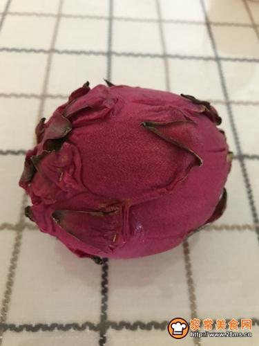 玫瑰冰淇淋的做法图解2