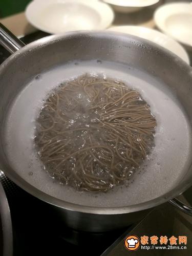 原味荞麦面的做法图解6