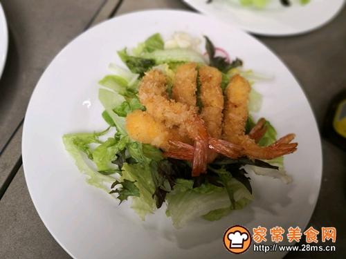 炸大虾的做法图解13