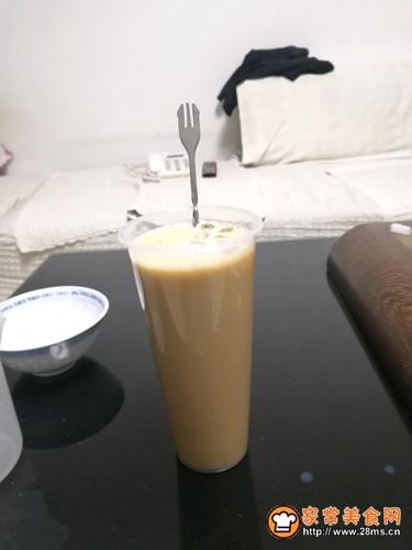 调制奶茶的做法图解5
