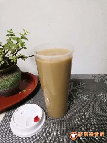 调制奶茶的做法图解6