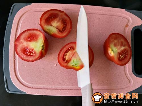 营养美味西红柿汁的做法图解2