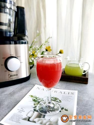 营养美味西红柿汁的做法图解8