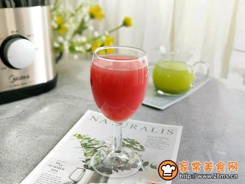 营养美味西红柿汁的做法图解9