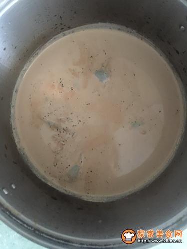 奶茶烧仙草的做法图解6