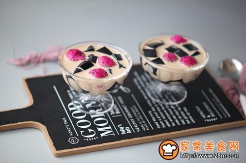 奶茶烧仙草的做法图解10