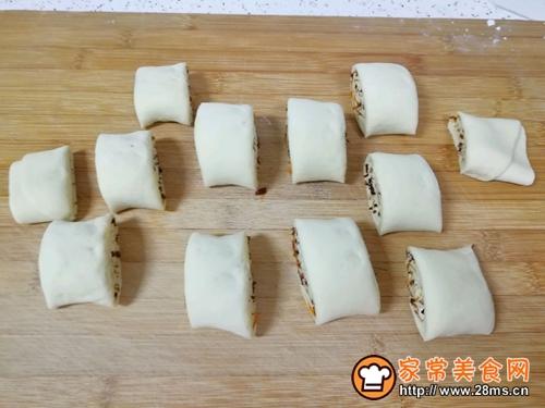 芹菜汁发面饼的做法图解11