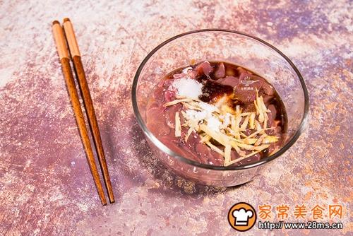 番茄猪肝浓汤的做法图解3