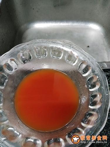 锅包肉(蕃茄酱版)的做法图解7