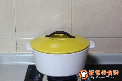 蔬菜菌菇丸子汤的做法图解7