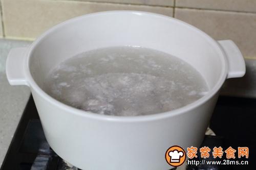 蔬菜菌菇丸子汤的做法图解10