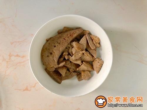 菠菜猪肝汤的做法图解6
