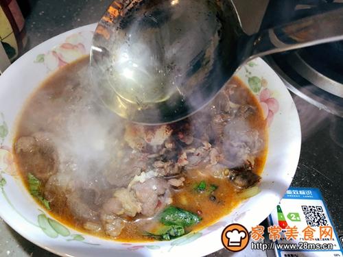 水煮牛肉的做法图解10