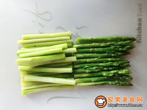 生煎芦笋白玉菇肥牛卷的做法图解5