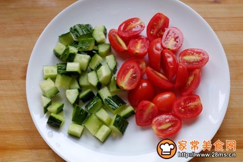 全麦吐司蔬菜沙拉的做法图解7