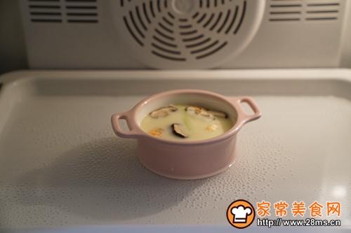 日式茶碗蒸的做法图解9