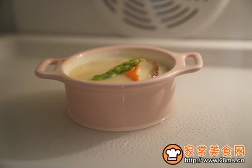 日式茶碗蒸的做法图解12