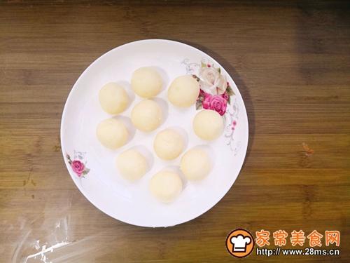 土豆丸子汤的做法图解7