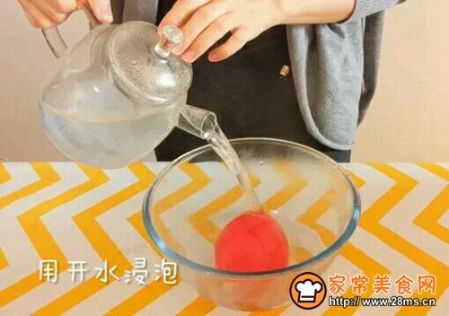 疙瘩汤(宝宝辅食)的做法图解2